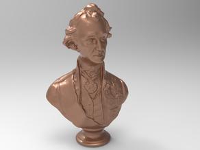 Alexander Suvorov bust