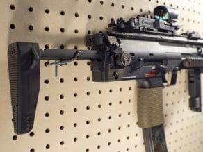 Elite Force HK MP7 A1 AEG - Rear Picatinny