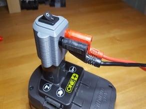 Ryobi battery connector cap