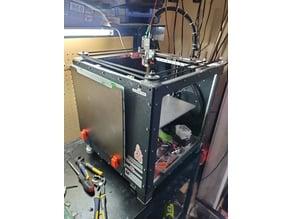 Flex Plate Hanger for Railcore Side Panels