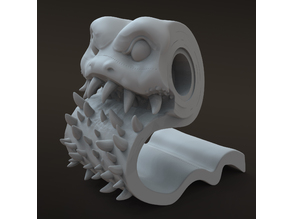 Toilet Paper Mimic