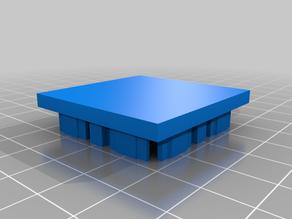 Ender 3 (Pro) Frame end cap (Flat) (4040 profile)