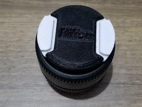 52mm Nikon lens cap (For 50mm f1.8 nikkor lens)