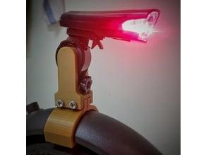 Xiaomi M365 Tail Light circular holder