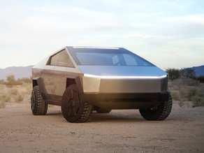 1/10 Scale Cyber truck