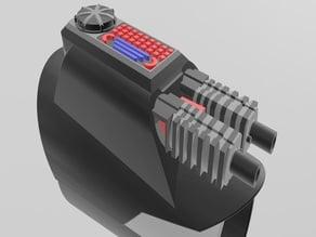 Multi-Material Mandalorian Gauntlet-1 Custom