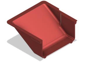 Fractal Design Meshify C Fan Shroud
