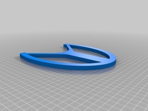 Clone pi-w oval coil for 220x220print bed.