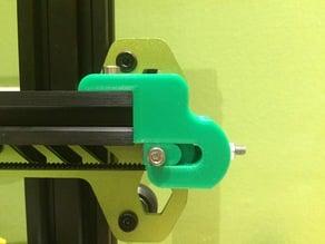 Tevo tarantula PRO X axis belt tensioner