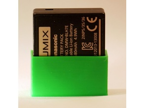 Lumix Battery DMW-BLH7E terminal cover cap