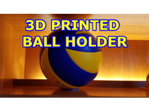 Ball Holder (Volleyball, Football, Basketball,...)