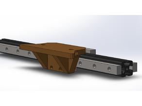 Ender 3 axe Y Rail MGN