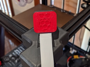 Ender 5 Raspberry Pi Camera Case - End Stop Mount