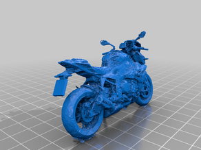 Motorcycle - Motorrad