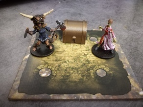 Zombicide - Objective chest (small)