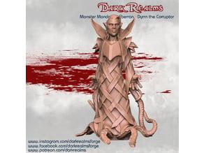 Monster Monday - Eberron - Dyrrn