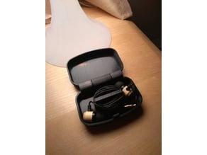 Earbud Enclosure (Earphone Case)