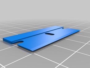 Razor Blade Model