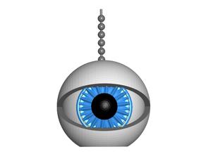ICU Pull Ball Chain or Keychain Knob | Handle | Fob | Finials