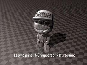 ORTUR Boy - 3D printing Test