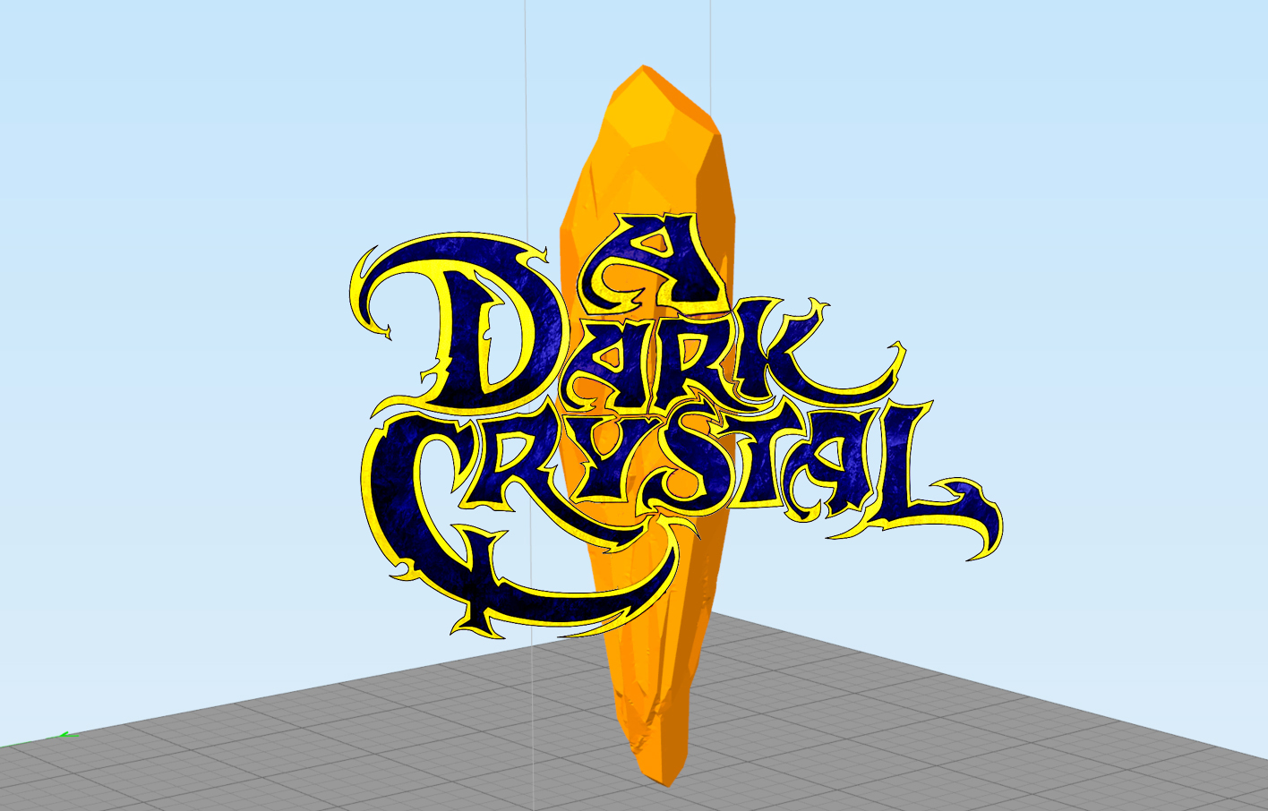 """A"" Dark Crystal"
