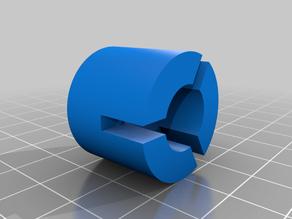 Printerbot Syringe Adapter for Bioconductive Gel