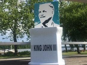 King John III