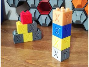 Lego Calibration Cube