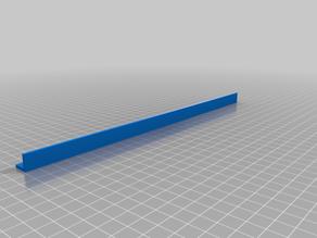 Reinforcement angles for the Longer Orange 30 cover