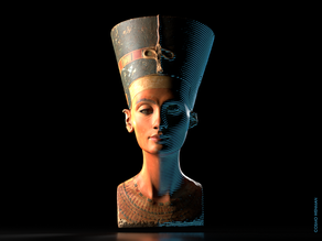 BUST OF NEFERTITI, FOIA Results