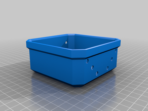 Bit Index for Milwaukee Packout Low Profile Organizers v2