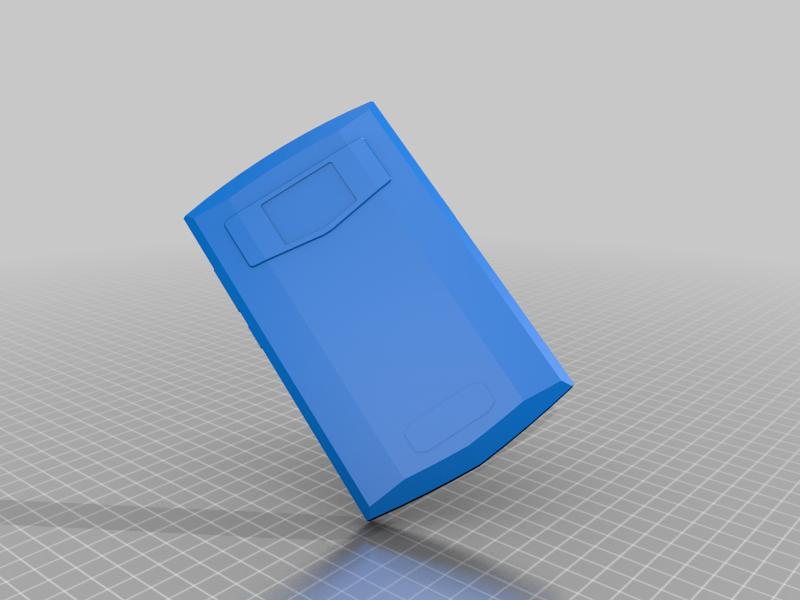 unihertz Titan 3D model