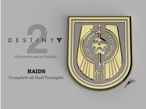 Destiny 2 Seals