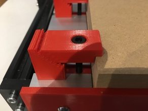 CNC Router Hold Down Clamp Set