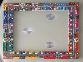 Monopoly board - Moe's low poly by Dakanzla