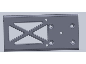 FTX Kanyon - DF-4J And Mighty Thunder - Chassis Cross Brace