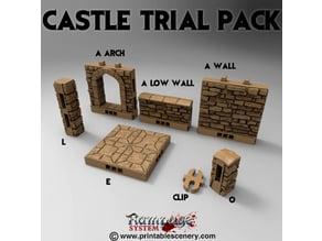 Castle Trial Pack
