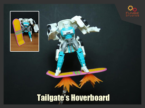 Transformers Hoverboard for Tailgate