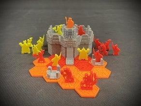 Pocket-Tactics: Kingdoms of Hell (5th Edition)