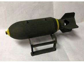 WWII GP 500lb Bomb - M64