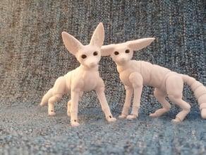 Desert Fox (BJD)