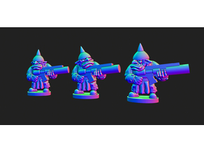 Small scale Space Goblins
