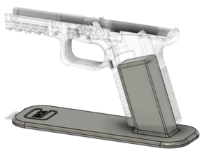 Glock 17/19 Pistol Stand