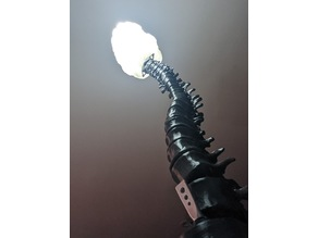 Hollow brain - lamp shade