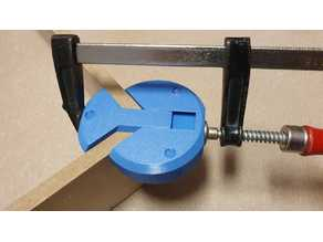 Stackable Corner Clamp
