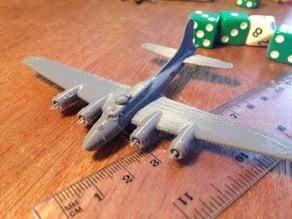 B-17F for microarmor