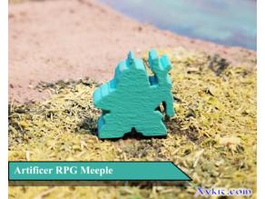 Artificer Meeple - RPG - DnD