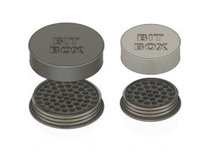 Screw Bit Box