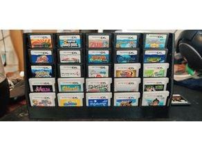 Nintendo DS/3ds Cartridge Display