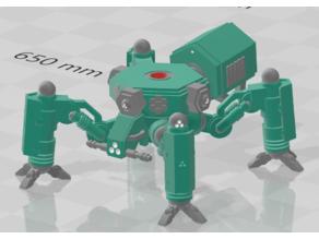 Banzai Remote Mk7 GunBot